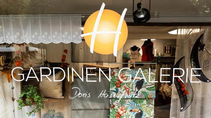 Schaufenster Gardinen Galerie
